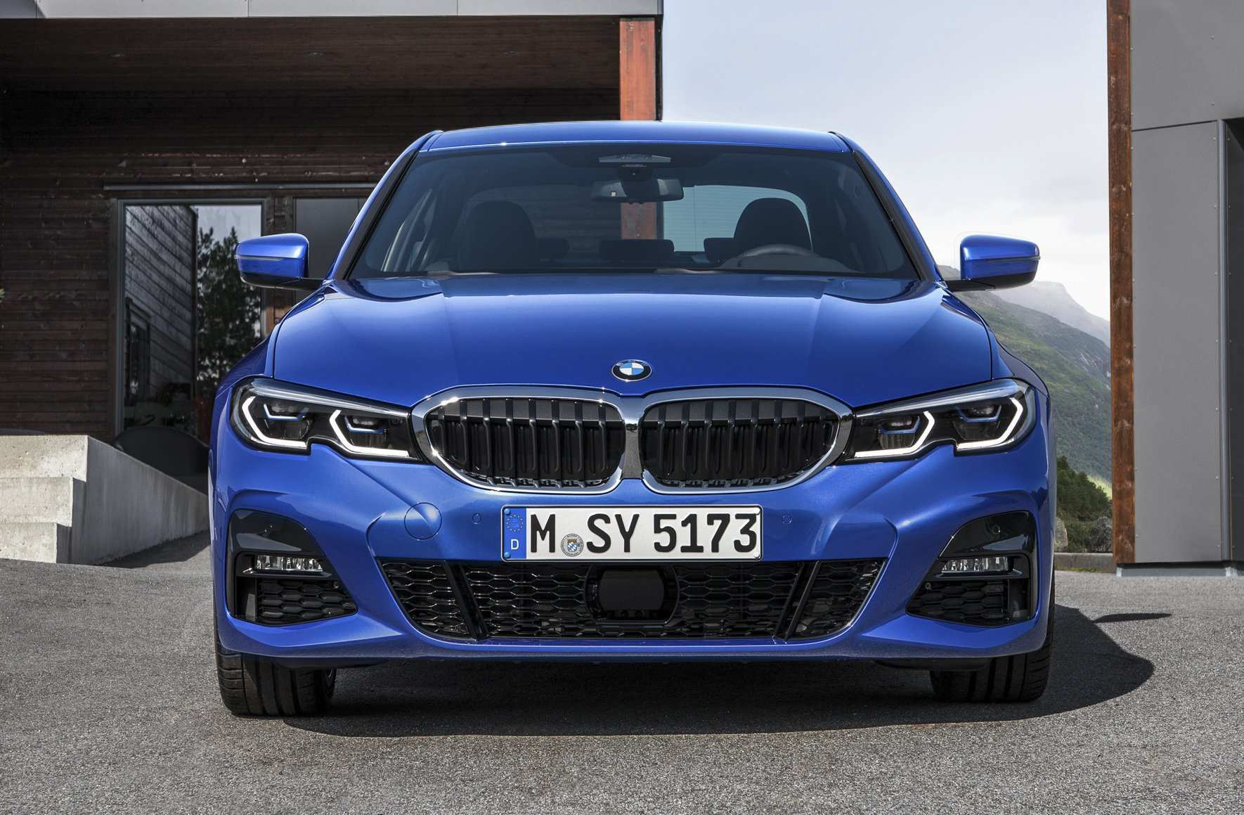 79 The Best 2020 BMW 3 Series Brings Exterior And Interior