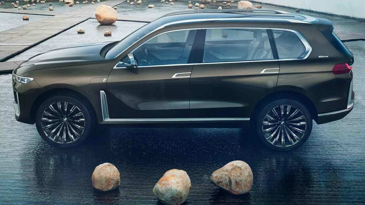 79 The Best 2020 BMW X7 Suv Release
