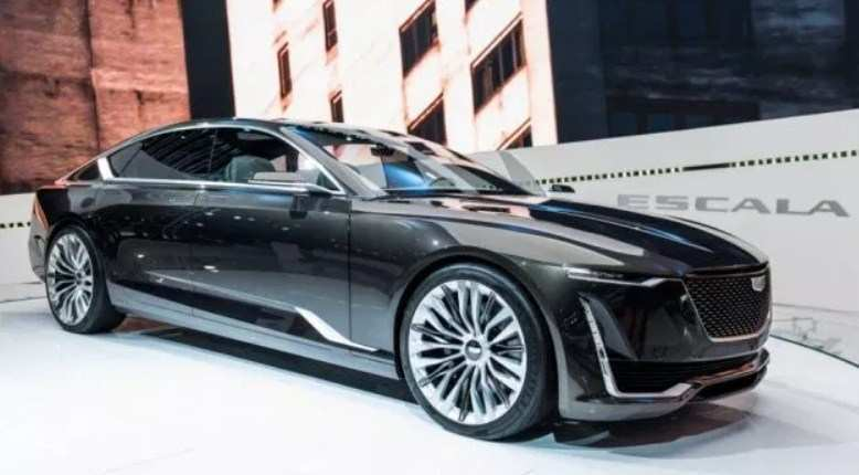 79 The Best 2020 Cadillac CT6 Exterior