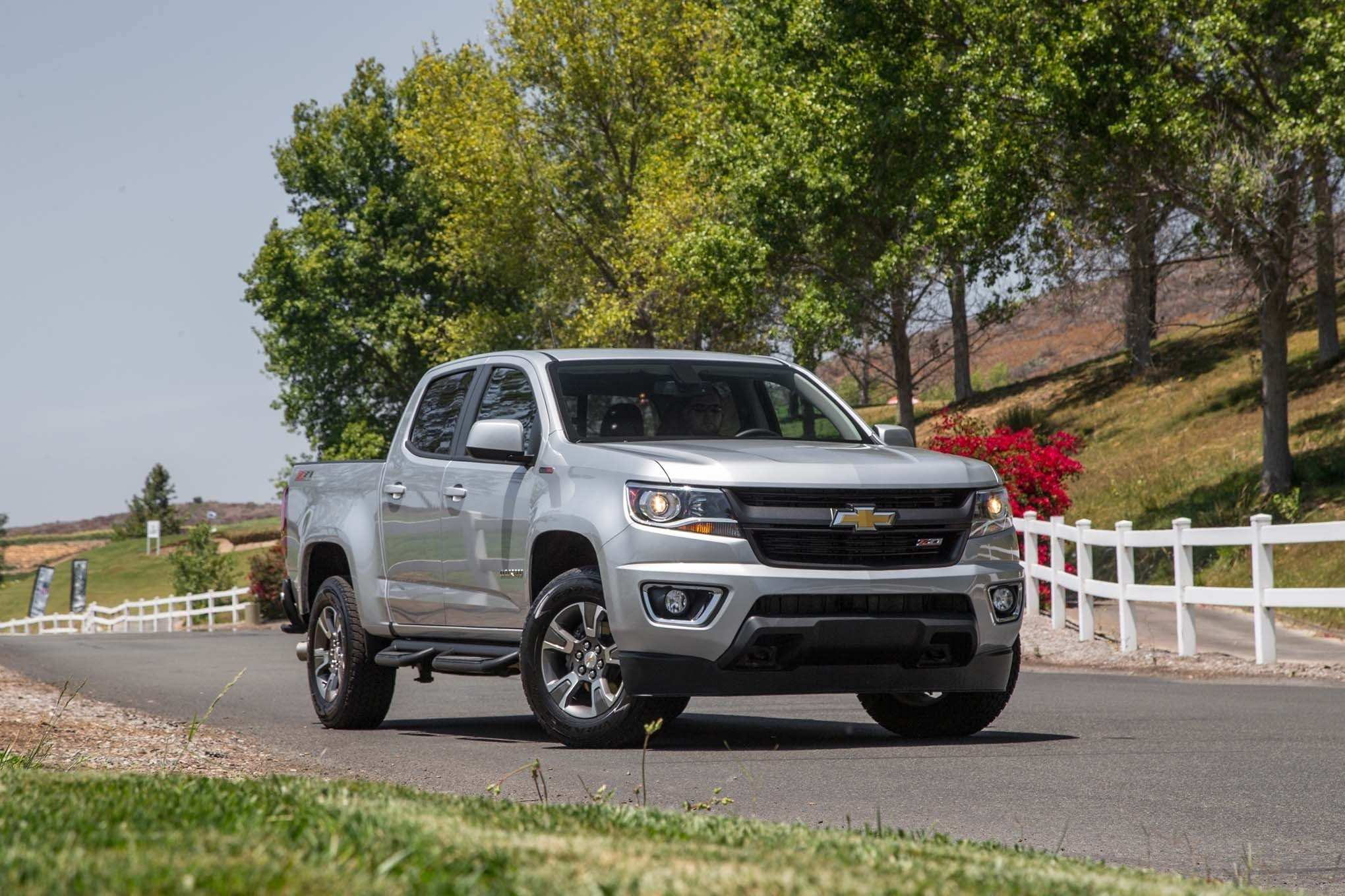 79 The Best 2020 Chevrolet Colorado Z72 Release Date