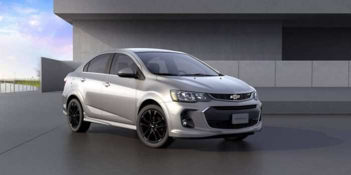 79 The Best 2020 Chevy Sonic Ss Ev Rs Specs