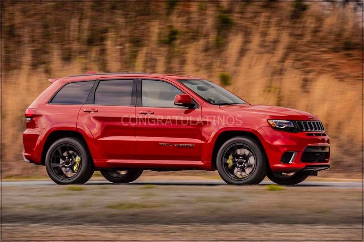 79 The Best 2020 Grand Cherokee Srt Hellcat Engine