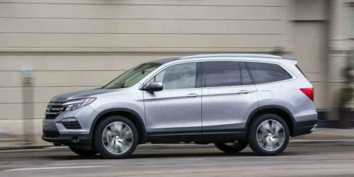 79 The Best 2020 Honda Pilot Spy Photos New Concept