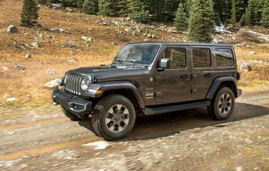 79 The Best 2020 Jeep Wrangler Unlimited Performance