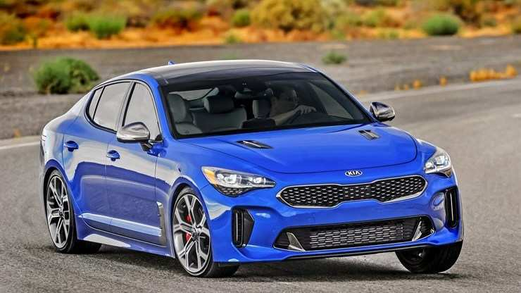 79 The Best 2020 Kia Gt Coupe Configurations