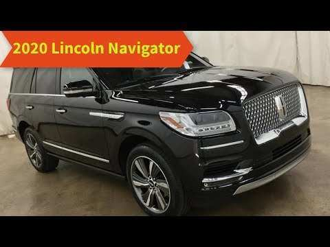 79 The Best 2020 Lincoln Navigator Specs