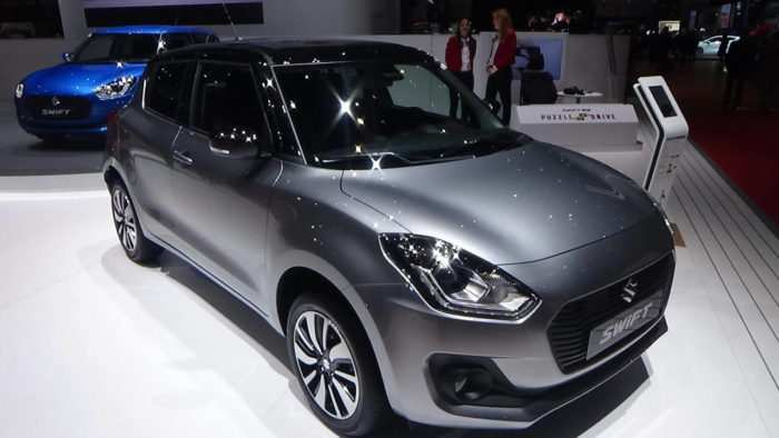 79 The Best 2020 New Suzuki Swift Sport New Review