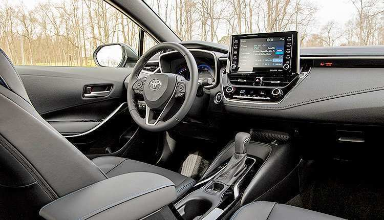 79 The Best 2020 Toyota Corolla First Drive