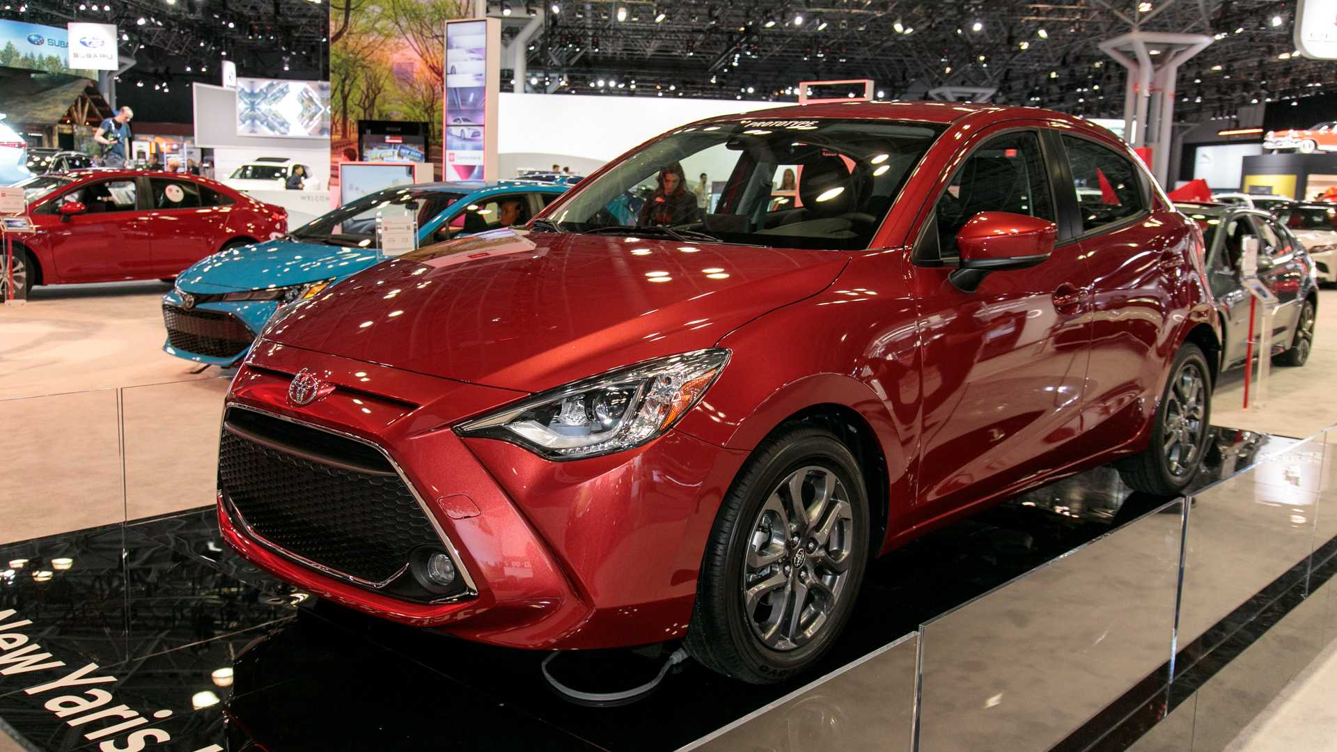79 The Best 2020 Toyota Yaris New Concept