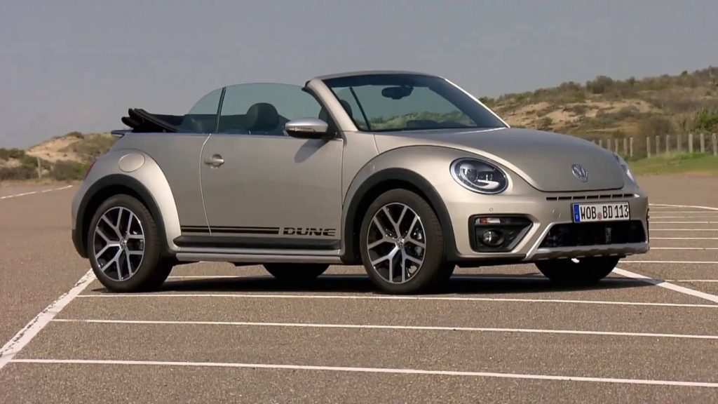 79 The Best 2020 Vw Beetle Dune New Concept