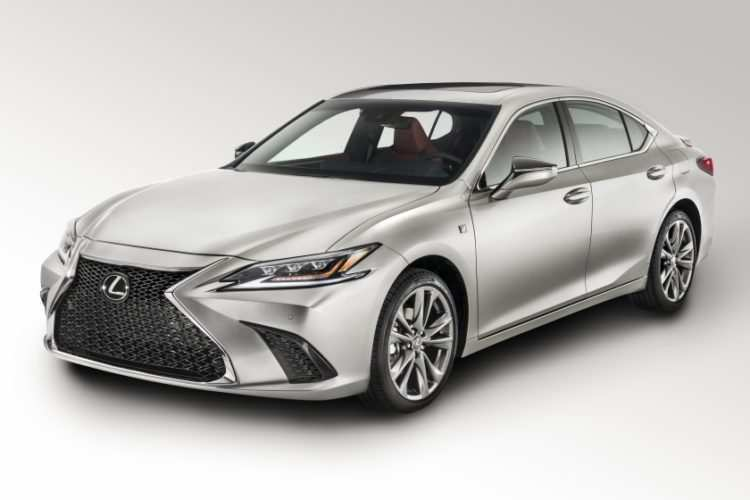 79 The Best Are The 2019 Lexus Out Yet Spy Shoot
