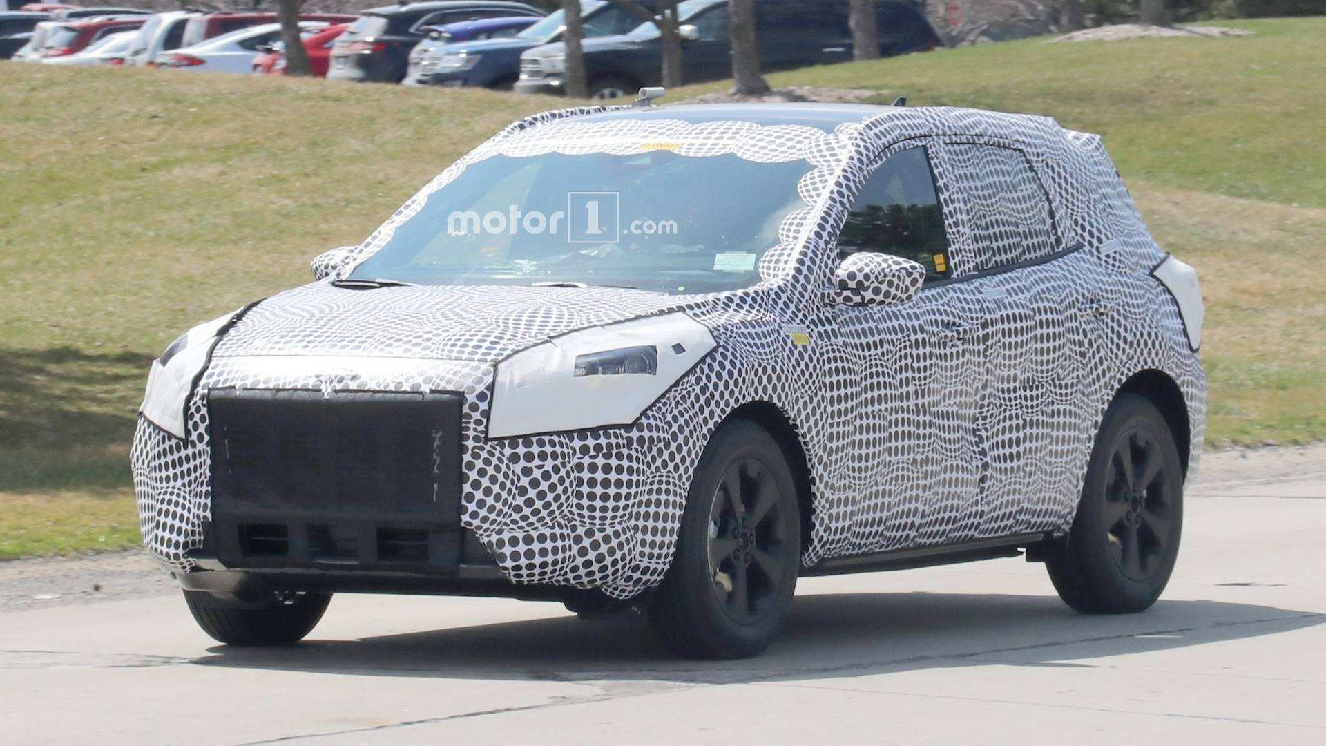 79 The Best Ford Kuga 2020 Spy Shots Review And Release Date
