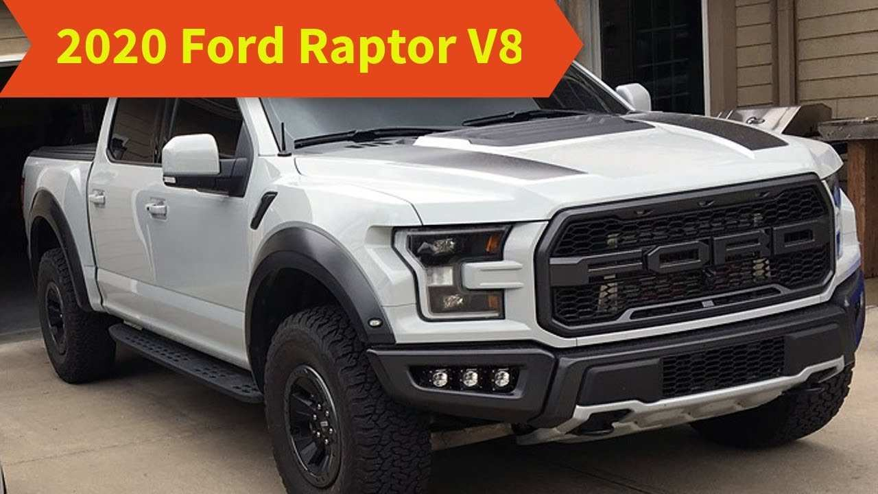 79 The Best Ford Raptor 2020 Redesign And Concept