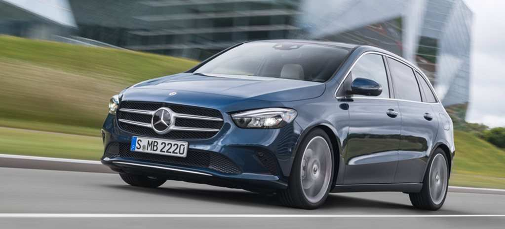 79 The Best Mercedes B Class 2019 Release