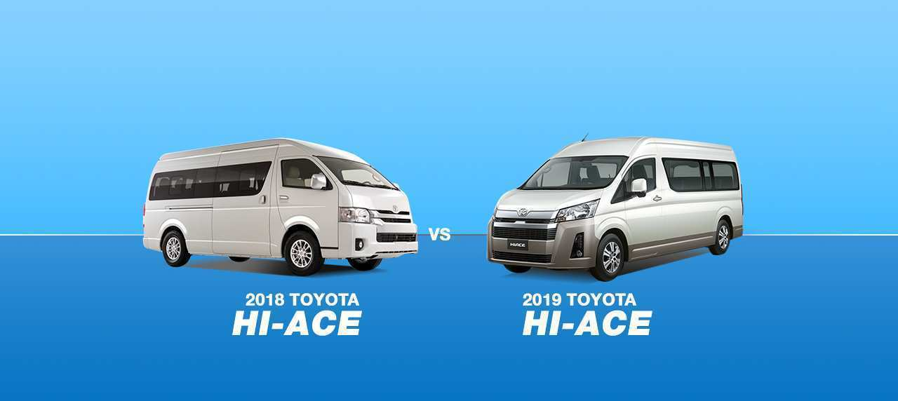 79 The Best Toyota Hiace 2019 Specs And Review