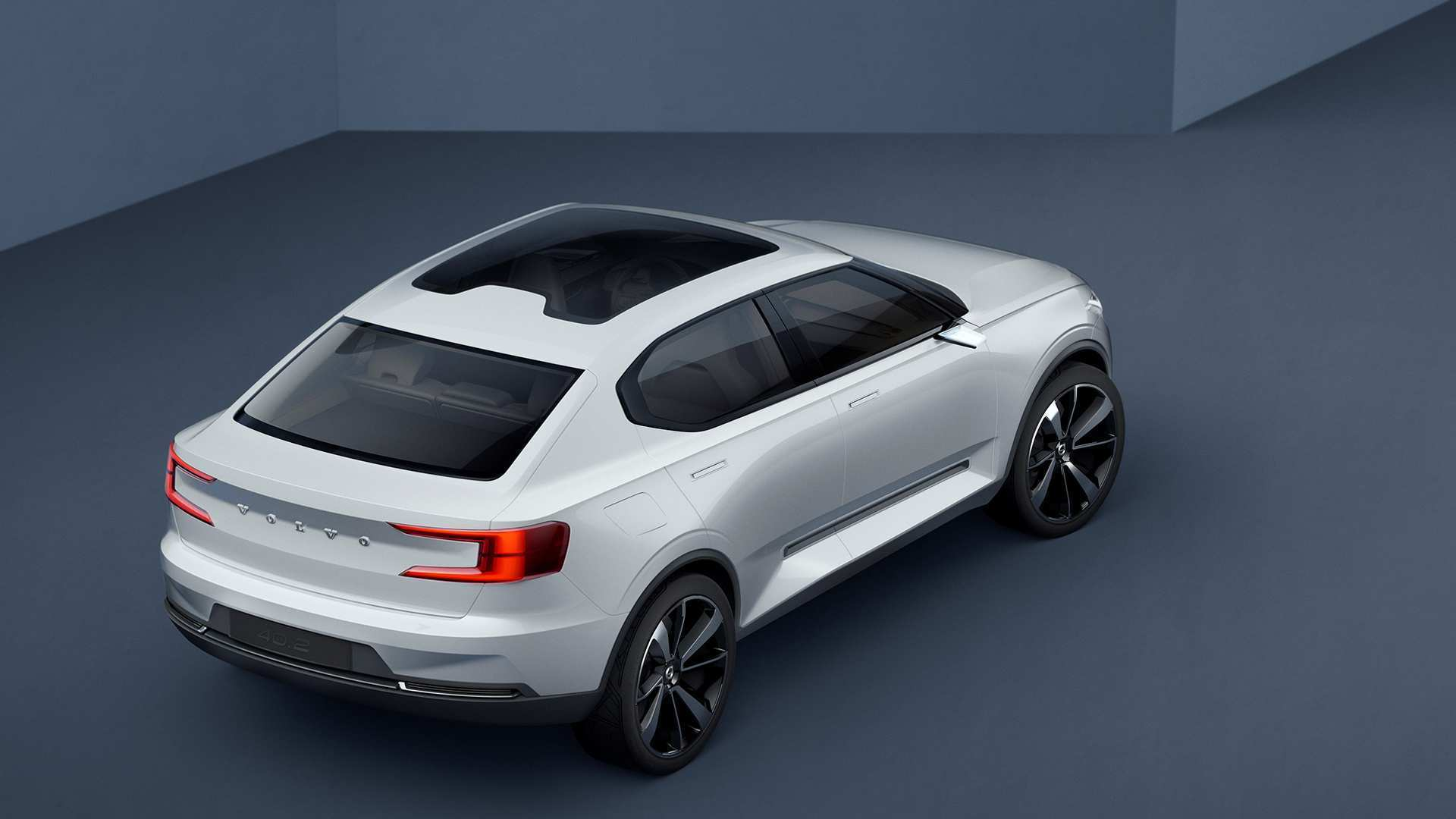 79 The Best Volvo 2019 Electric Car Spy Shoot