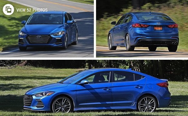 79 The Hyundai Elantra Sport 2020 Performance