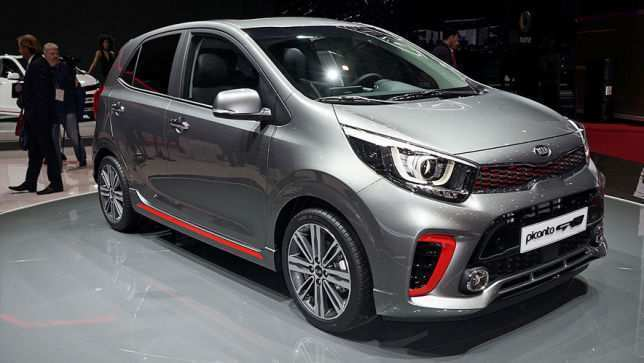 79 The Kia Picanto 2019 New Model And Performance