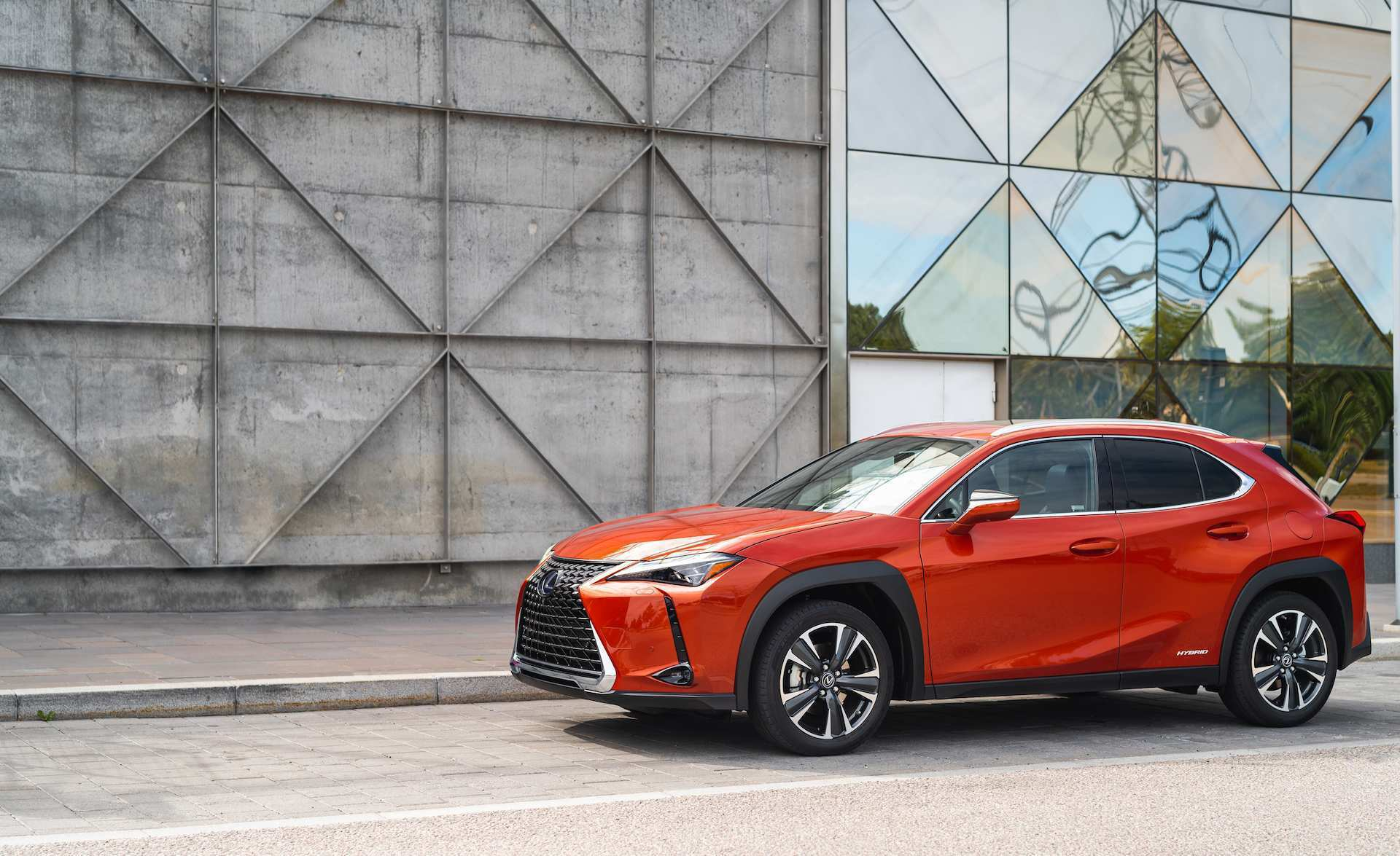 79 The Lexus Canada 2020 Model