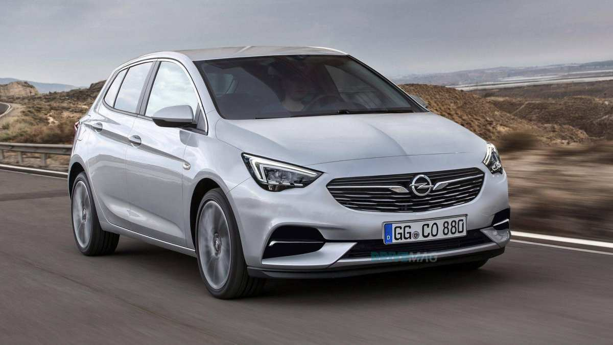 79 The Opel Astra 2020 Release Date First Drive
