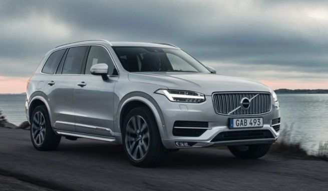 79 The Volvo Suv 2020 Concept And Review