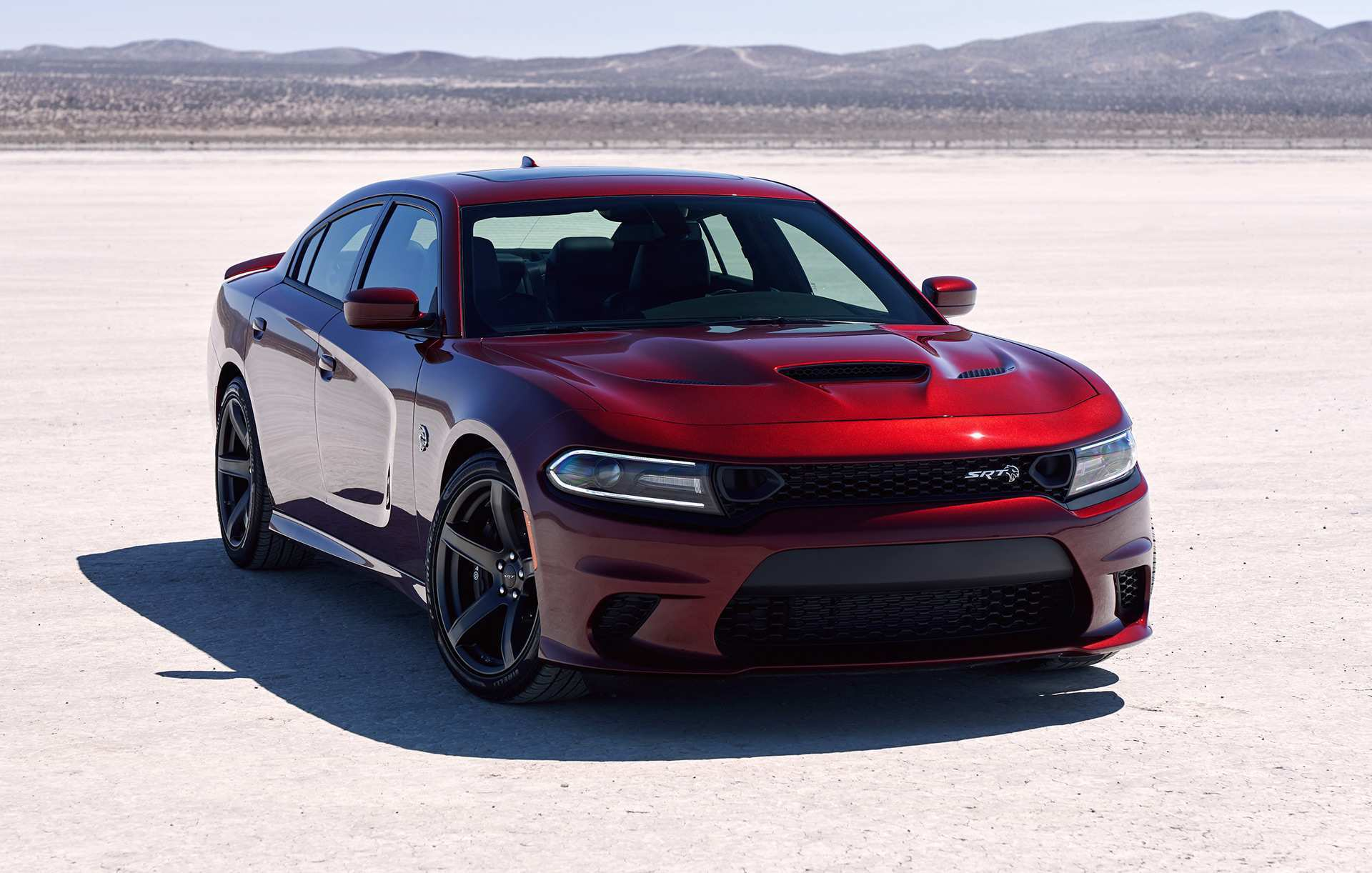 80 A 2019 Dodge Charger Srt 8 Exterior