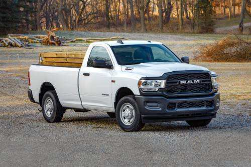 80 A 2019 Dodge Ram 2500 Cummins Ratings