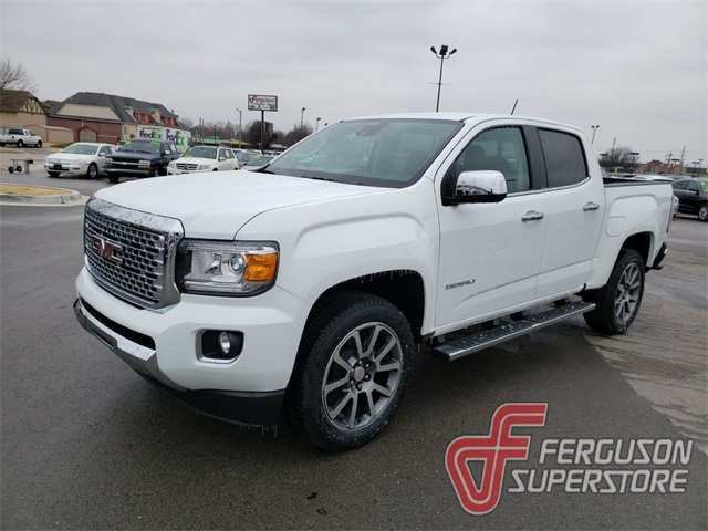 80 A 2019 GMC Canyon Denali Pictures