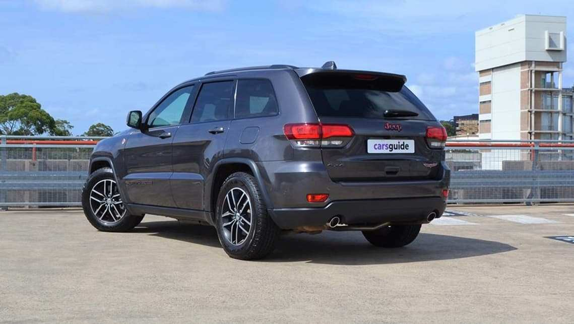 80 A 2019 Jeep Grand Cherokee Diesel New Concept