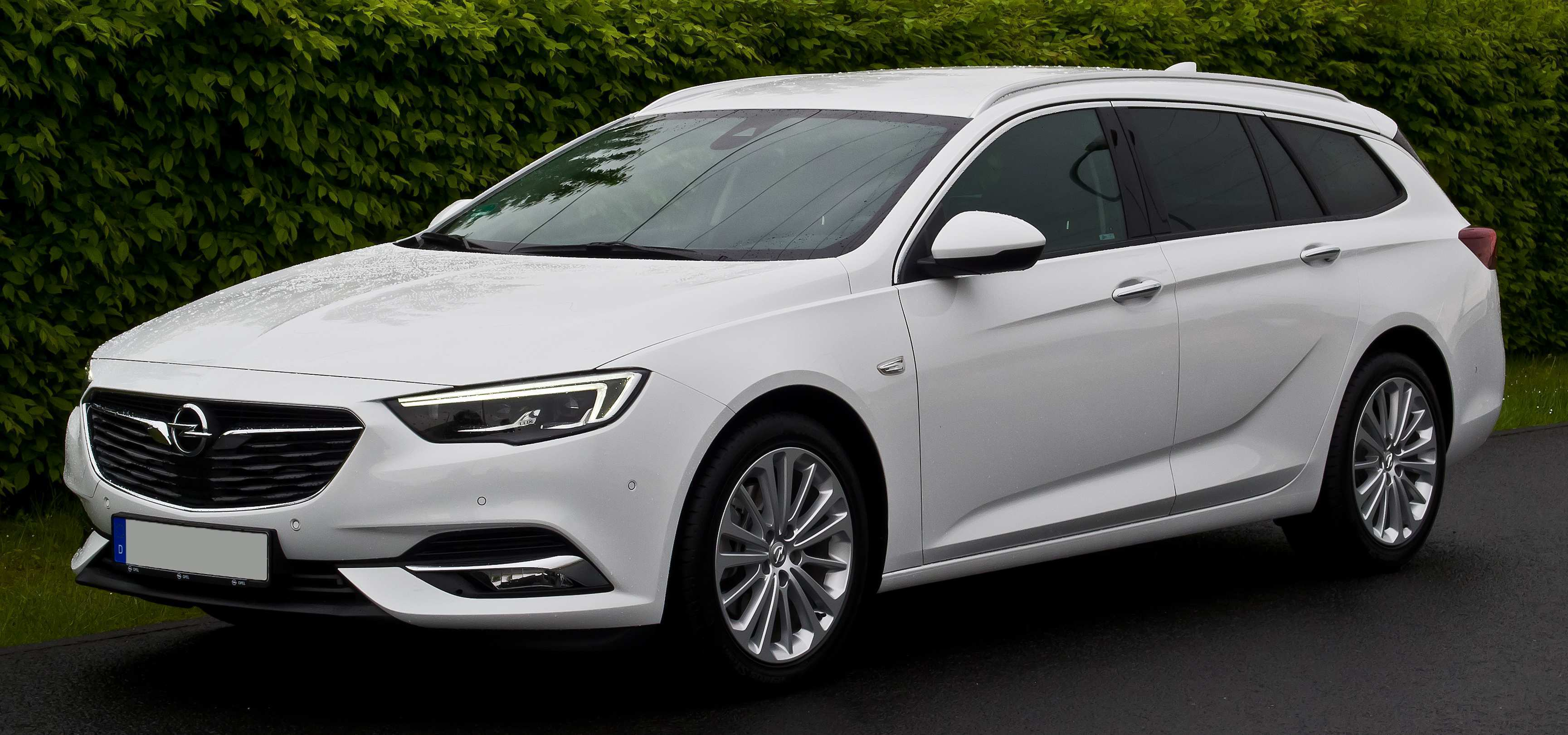 80 A 2019 New Opel Insignia First Drive