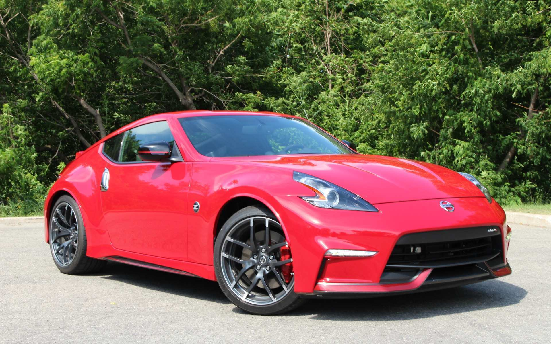 80 A 2019 Nissan Z Turbo Nismo Ratings