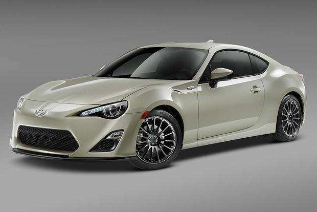 80 A 2019 Scion FR S Sedan New Review