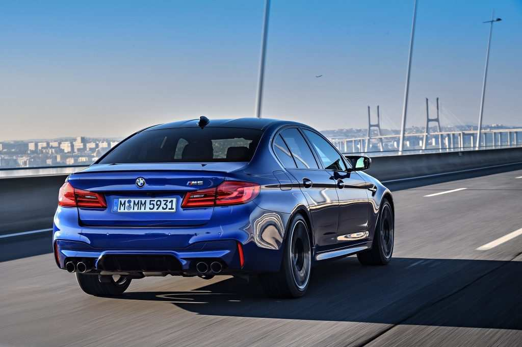 80 A 2020 BMW M5 Price Design And Review