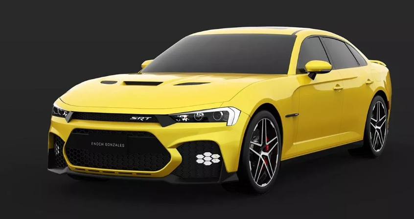 80 A 2020 Dodge Charger Pictures