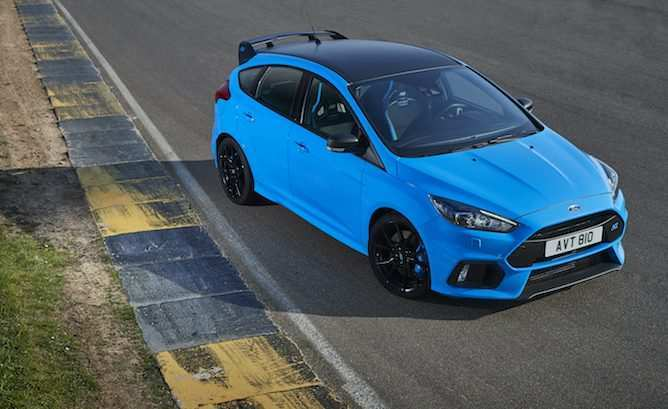 80 A 2020 Ford Focus RS Exterior