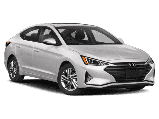 80 A 2020 Hyundai Elantra Sedan Performance