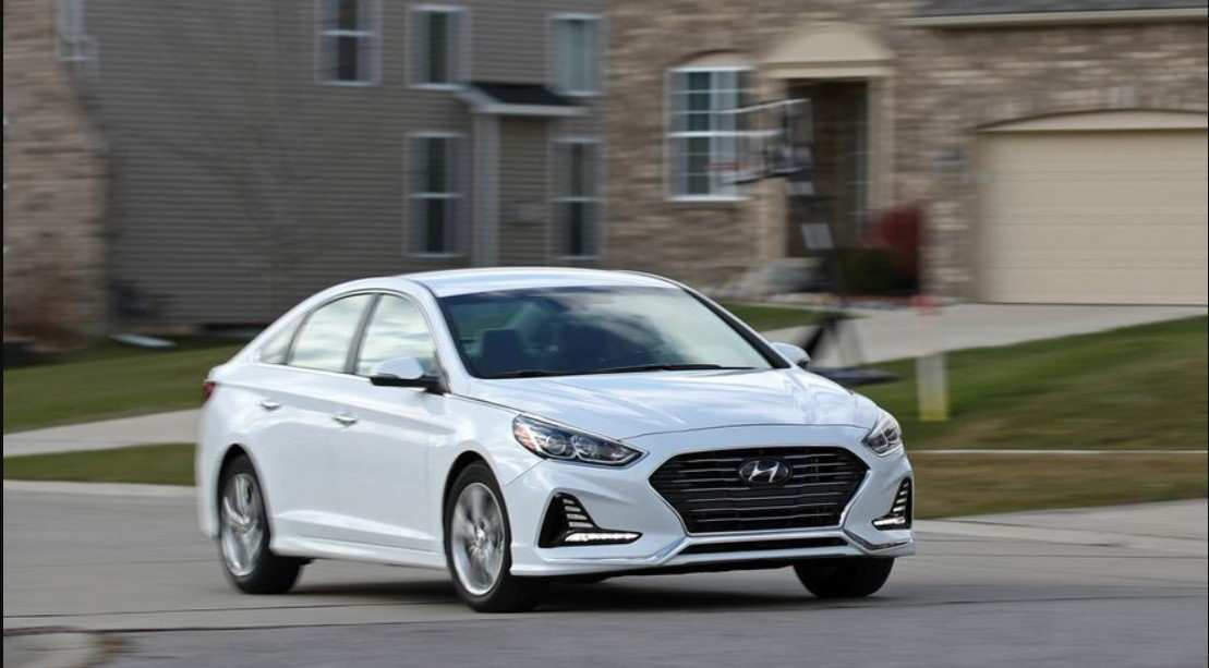 80 A 2020 Hyundai Sonata Hybrid Sport Redesign And Review