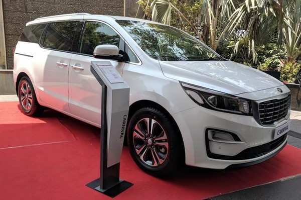 80 A 2020 Kia Carnival Redesign And Review