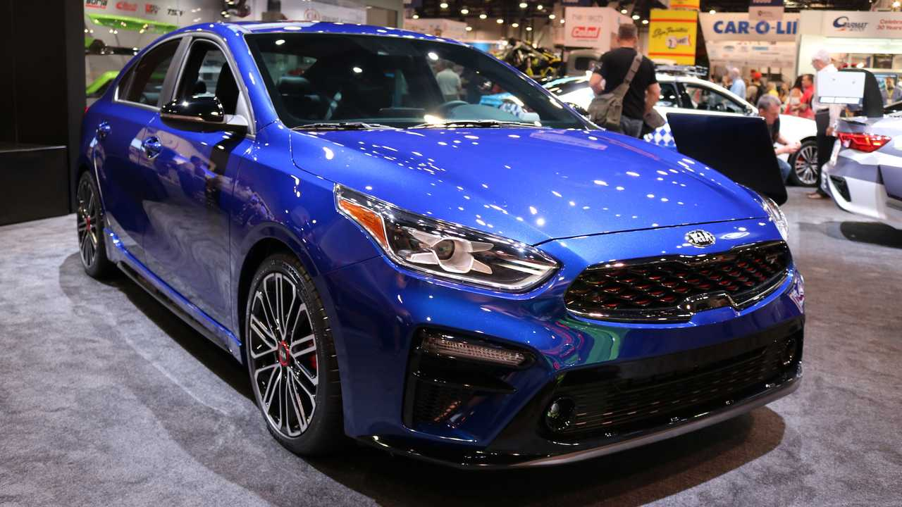 80 A 2020 Kia Forte Release Date And Concept