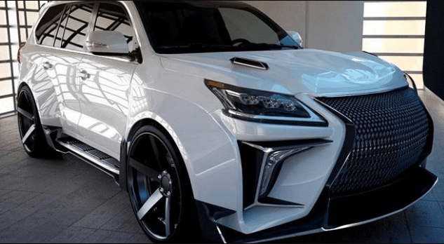 80 A 2020 Lexus LX 570 Price Design And Review