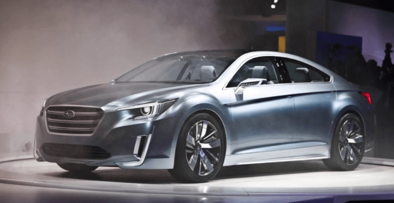 80 A 2020 Subaru Legacy Gt Exterior And Interior