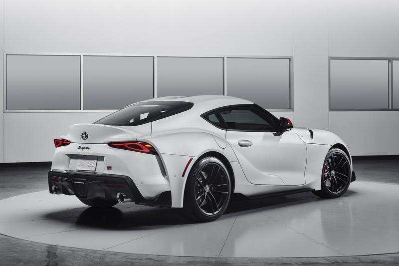 80 A 2020 Toyota Supra Quarter Mile Reviews