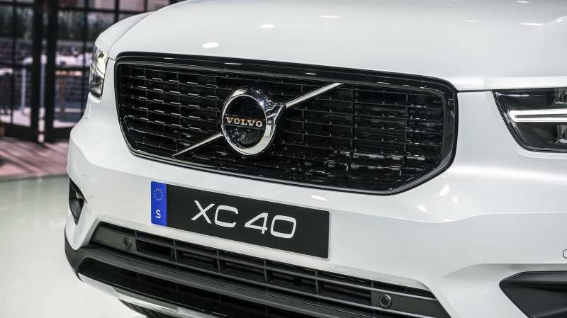 80 A 2020 Volvo Xc70 Engine