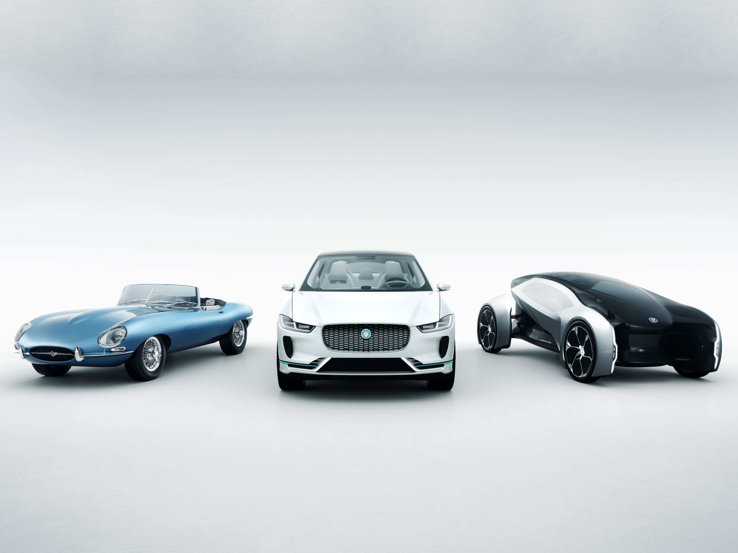 80 A Jaguar Electric Cars 2020 First Drive