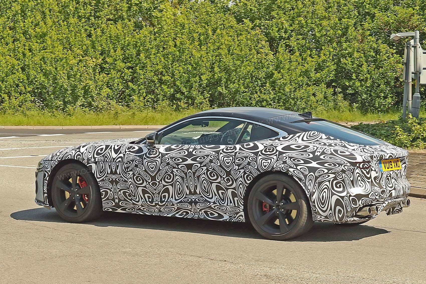 80 A Jaguar Svr 2020 Ratings