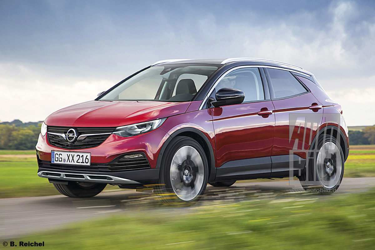 80 A Opel Suv 2020 Price And Release Date