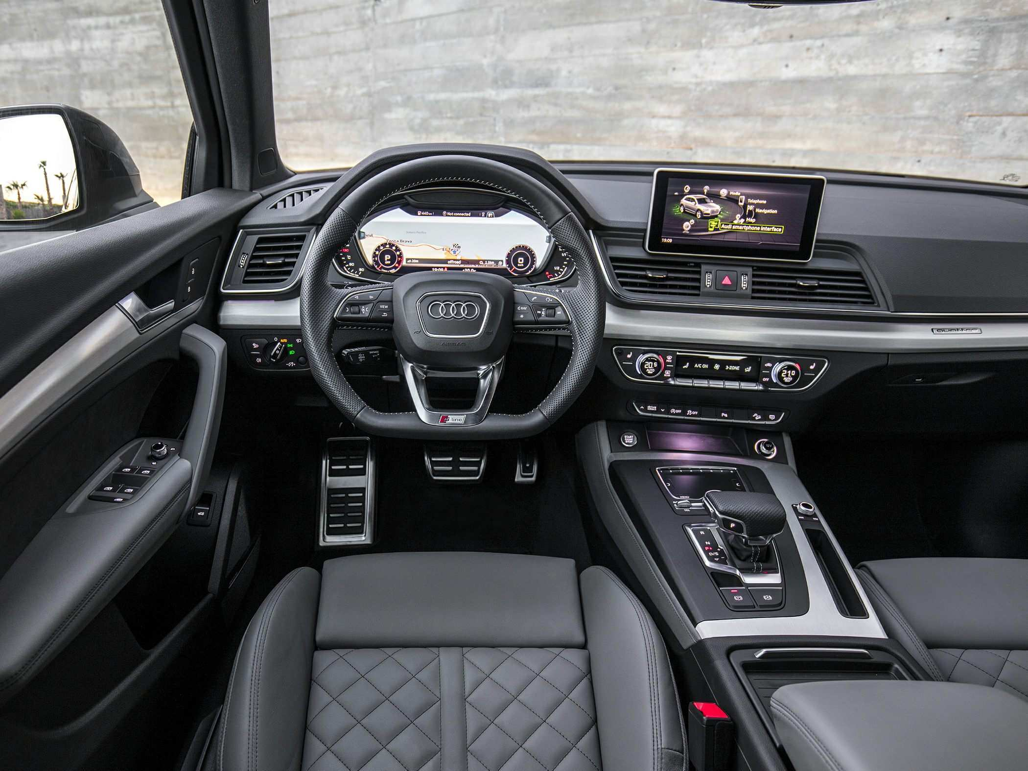 80 All New 2019 Audi Q5 Suv Concept And Review