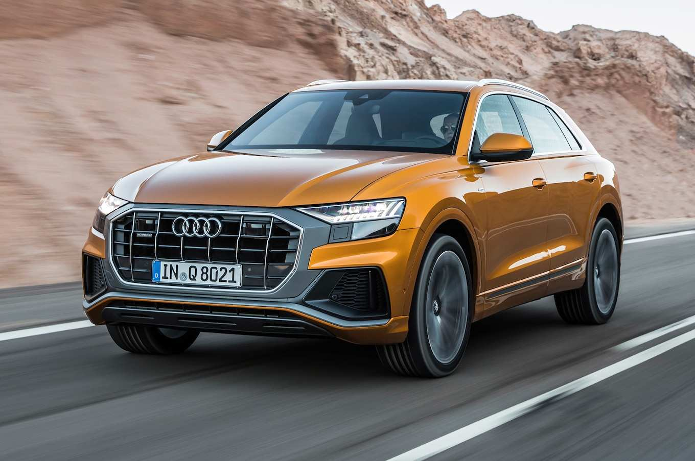 80 All New 2019 Audi Q8Quotes Review And Release Date