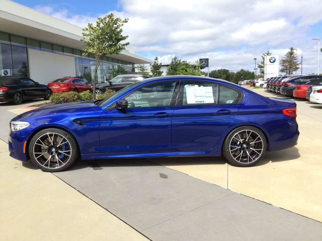 80 All New 2019 BMW M5 Xdrive Awd Images