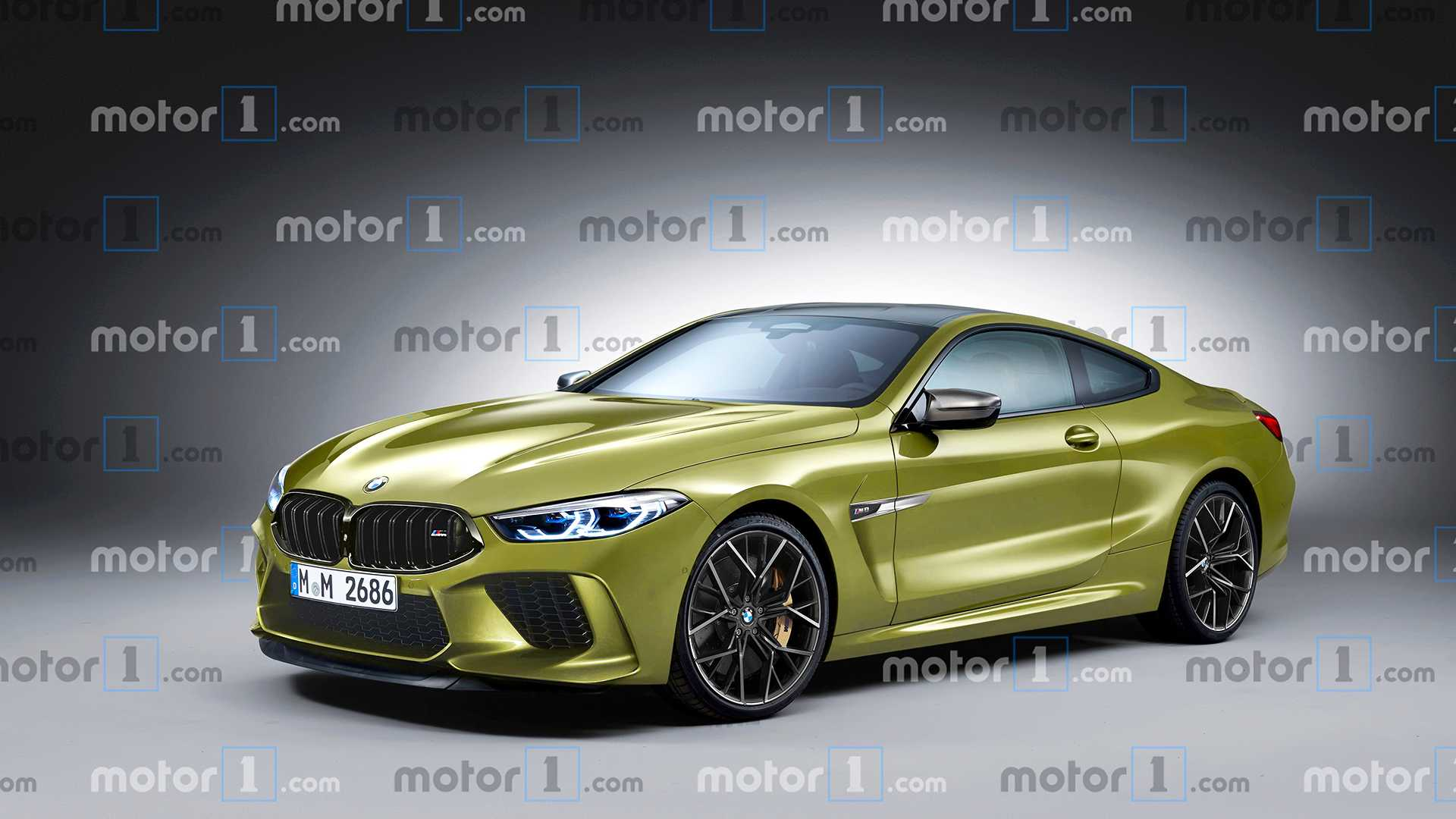 80 All New 2019 BMW M8 Price